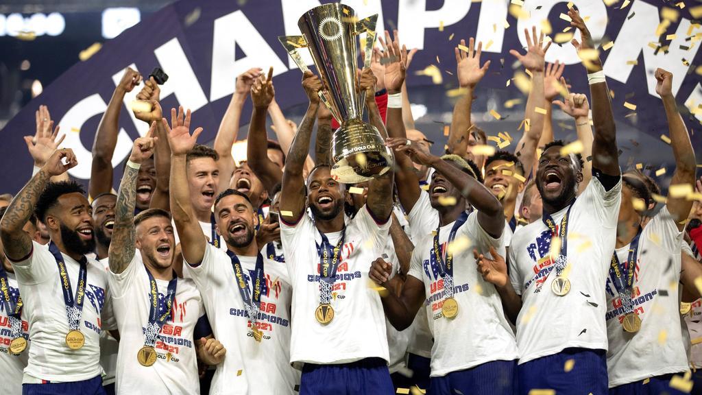 Die US-Amerikaner gewannen den Gold Cup