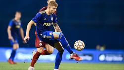 Kristijan Jakic wird wohl nach Frankfurt wechseln