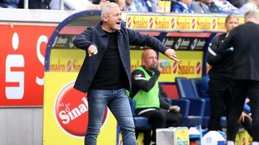 Pavel Dotchev wurde in Duisburg als Trainer entlassen