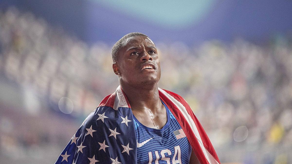 Sprintweltmeister Christian Coleman hat erneut einen Dopingtest verpasst