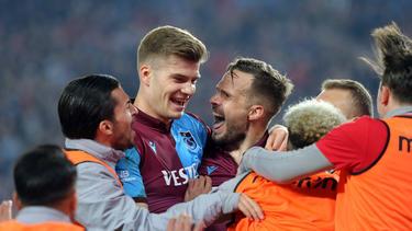 Trabzonspor gewinnt den türkischen Pokal