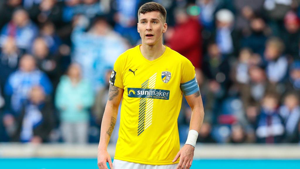 Dominic Volkmer wechselt nach Duisburg