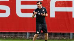 Daniel Meyer macht sein Team bald auch im Münsterland fit