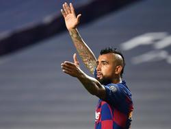 Vidal vuelve a Italia tras su paso por España.