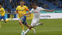 Eintracht Braunschweig und Holstein Kiel trennten sich remis