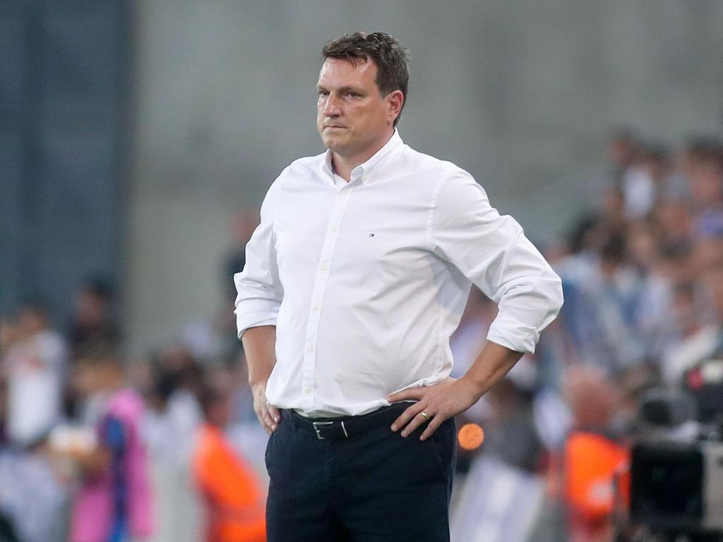 Andreas Herzog versucht die Situation um Markus Rogan zu verstehen