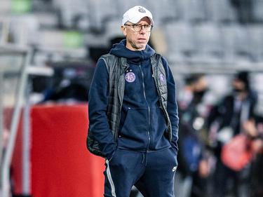 Austria-Coach Peter Stöger will im ÖFB-Cup in die nächste Runde