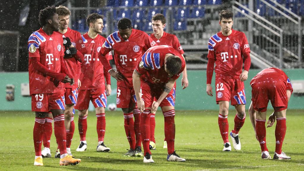 Bayern Pokal