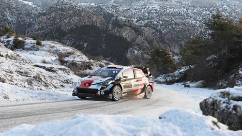 Sébastien Ogier ist nun alleiniger Rekordsieger der Rallye Monte Carlo