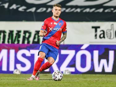 Wird Kamil Piątkowski ab Sommer für Red Bull Salzburg am Spielfeld stehen?