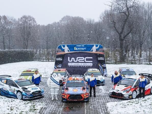 Bekommt der WRC-Zirkus demnächst Zuwachs?