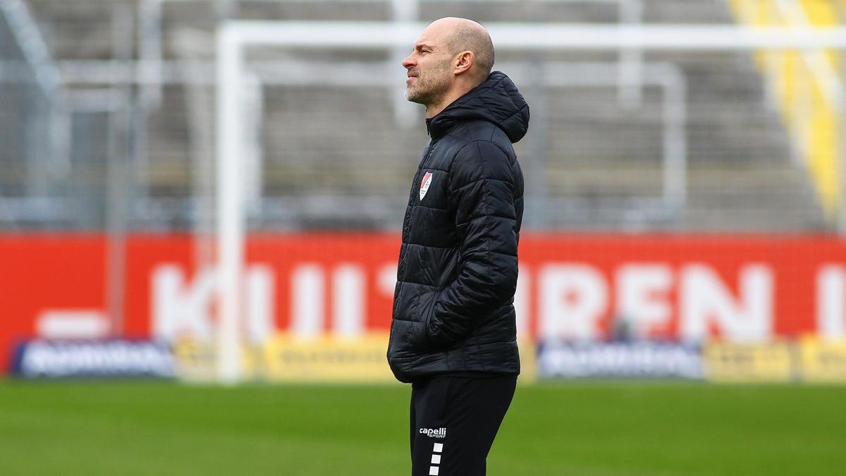 Alexander Schmidt ist neuer Coach von Dynamo Dresden