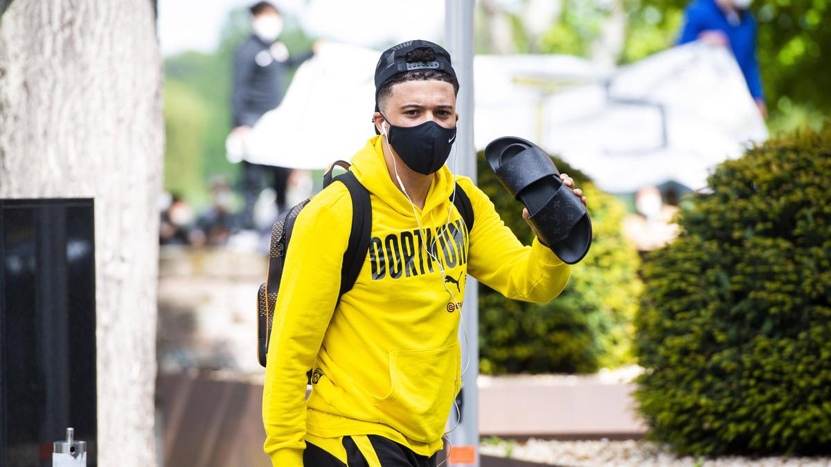 BVB-Star Jadon Sancho wurde zuletzt auch beim FC Bayern gehandelt