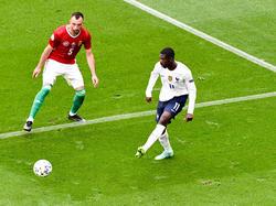 Ousmane Dembelé no volverá a vestir la camiseta gala esta Euro.