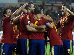 Spanien hat sich für die WM qualifiziert