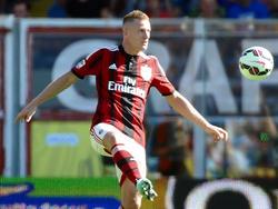 Ignazio Abate spielt seit 2009 für Milan