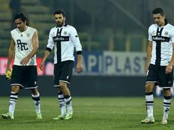 El Parma tiene gravísimos problemas económicos que pueden llevarle a la desaparición. (Foto: Getty)