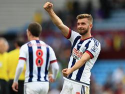Fletcher jubelt gegen Aston Villa