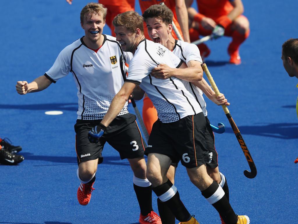Der Lohn eines starken Turniers: Deutschland holt Bronze