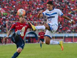 Sol de América batió en por penales al local Jorge Wiltersmann. (Foto: Imago)