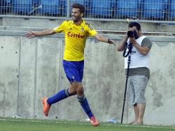 David Sánchez gegen Atlético