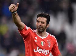 Buffon deja la Juve tras toda una vida en Italia. (Foto: Getty)