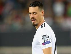 Sandro Wagner fiebert dem WM-Start entgegen