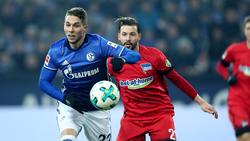 Marko Pjaca spielte in der Rückrunde der Bundesliga für den FC Schalke 04