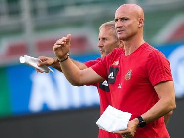 Ob Andrei Ivan spielen darf, ließ Trainer Djuricin noch offen
