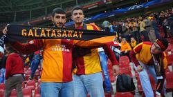 Zahlreiche Galatasaray-Fans wollen ihre Mannschaft in Gelsenkirchen unterstützen