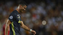Cristiano Ronaldo wird nicht nach London reisen
