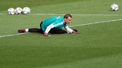 Manuel Neuer spielte zuletzt nicht mehr fehlerfrei