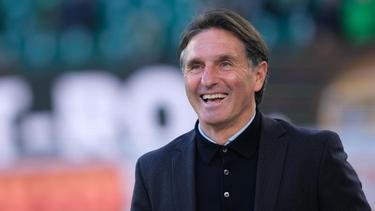 Bruno Labbadia trainiert einst den HSV