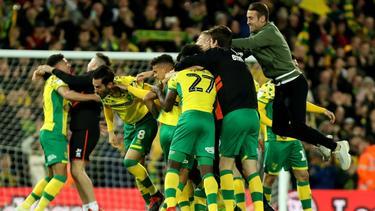 Norwich City ist Meister in der englischen Championship