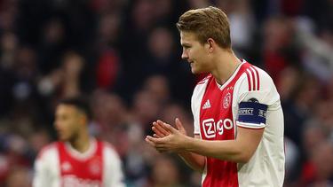 Matthijs de Ligt wird von zahlreichen Top-Klubs gejagt