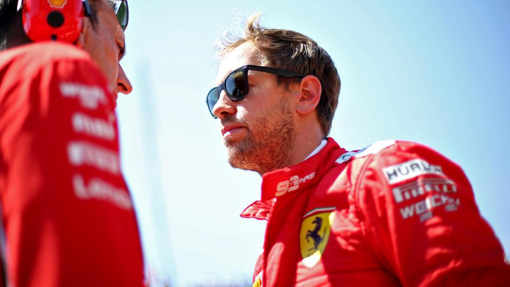 Sebastian Vettel bekommt Rückendeckung von Alexander Wurz