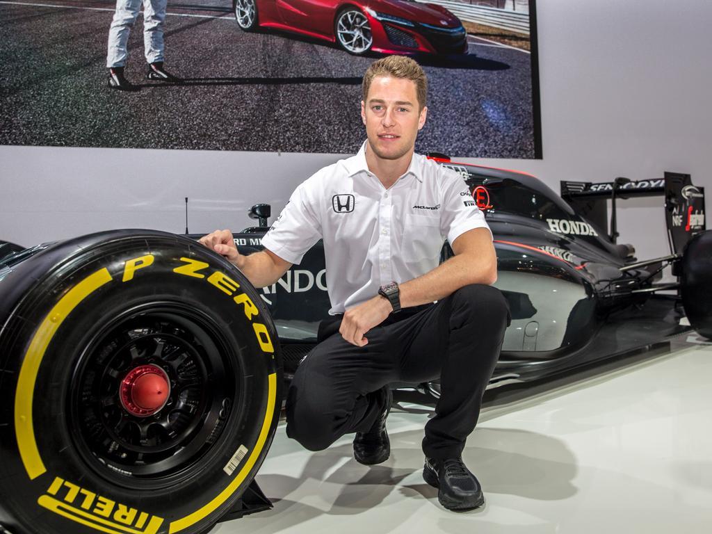 Stoffel Vandoorne wil schnelll viel von Teamkollege Alonso lernen