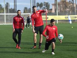 Union Berlin Trainingslager
