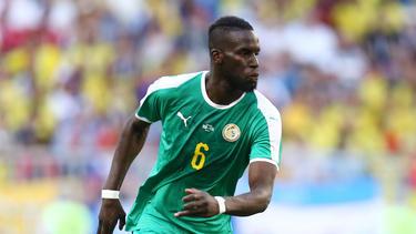 Salif Sané vom FC Schalke 04 unterlag im Endspiel des Afrika Cups