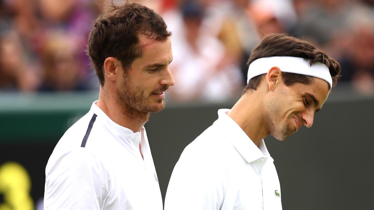 Wimbledon Doppel