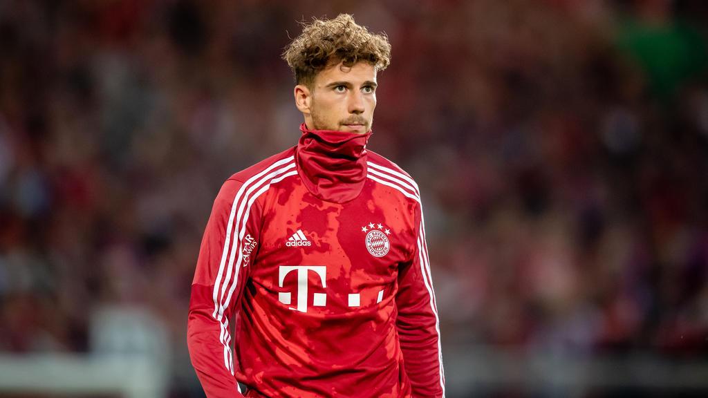 Leon Goretzka fehlt dem FC Bayern vorerst