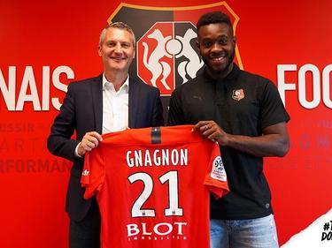 Joris Gnagnon vuelve a Francia.