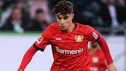 Kai Havertz will gegen Schalke wieder mitwirbeln