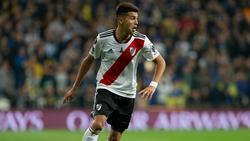 Exequiel Palacios verhandelt wohl mit Bayer Leverkusen