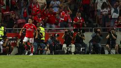El argentino Cervi dio el triunfo a los lisboetas.