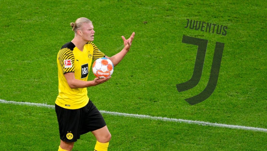 Schaltet sich Juventus Turin ins Werben um BVB-Star Erling Haaland ein?