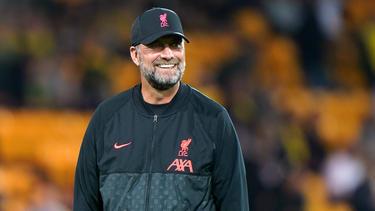 Jürgen Klopp ist bereits seit 2015 in Liverpool