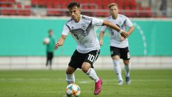 Nicolas Kühn wird an den FC Bayern verliehen