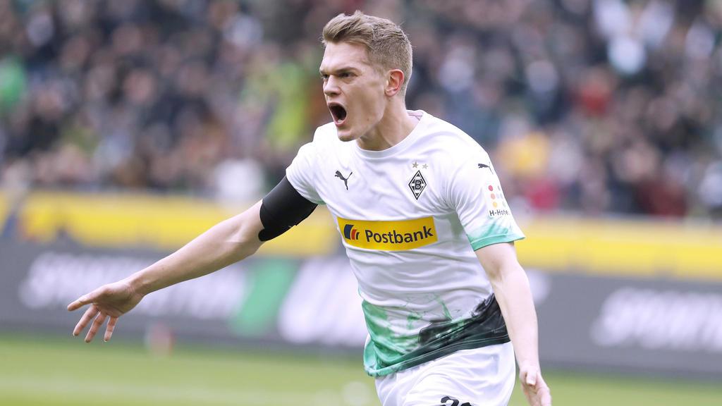Wechselte 2017 vom BVB nach Gladbach: Matthias Ginter
