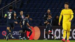 PSG setzt sich im Rückspiel gegen den BVB durch